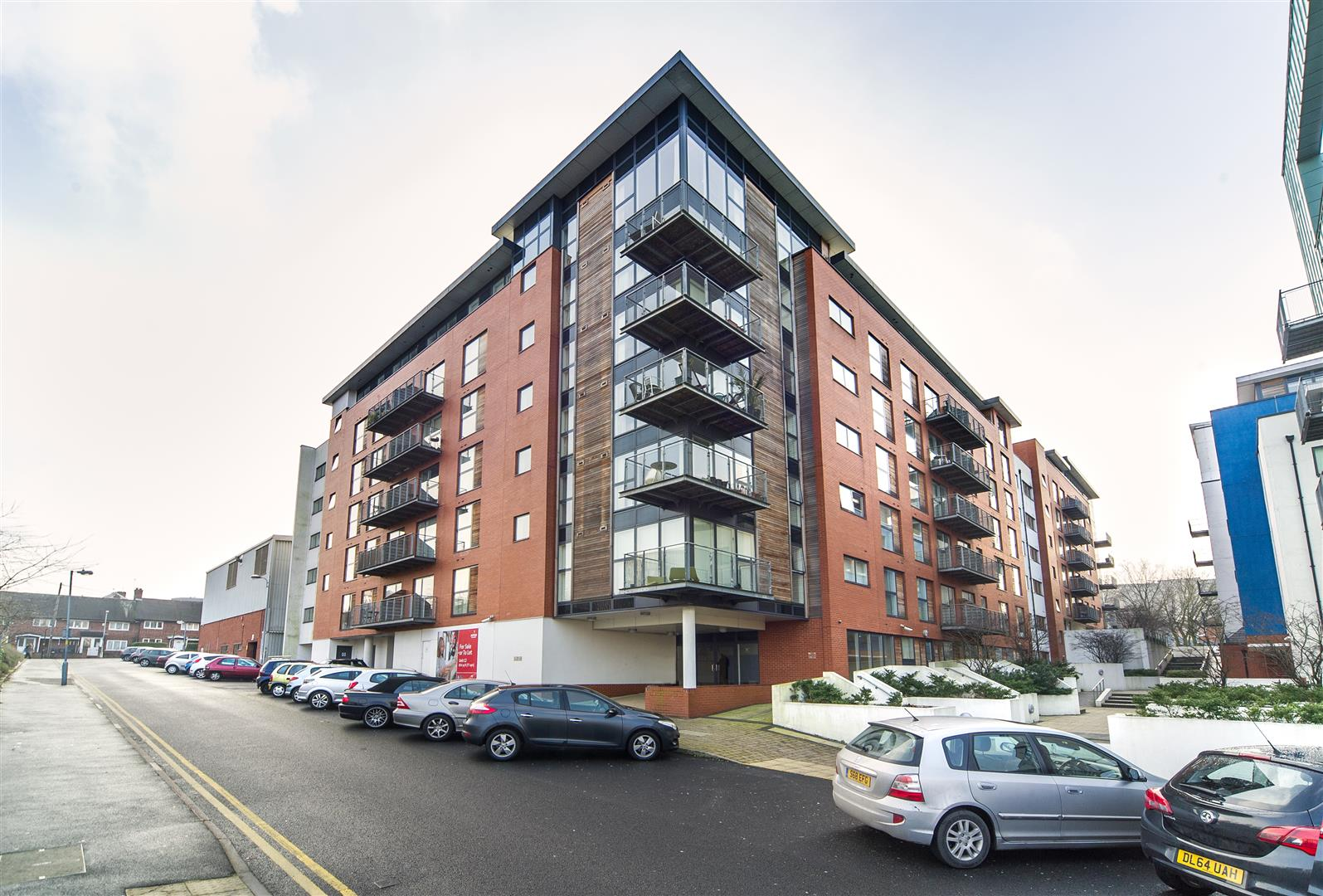 1 Bedroom Property for sale in 58 Sherborne Street, Birmingham